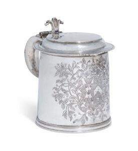 Tankard argento