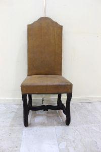 Desk chair, France, early twentieth century