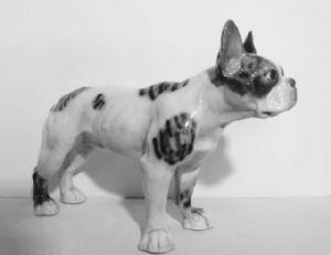 Lenci Keramik Hund