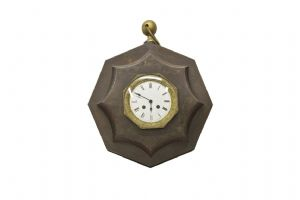 Polygonal Wall Clock