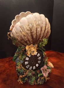 HORLOGE BIG « SHELL » travail