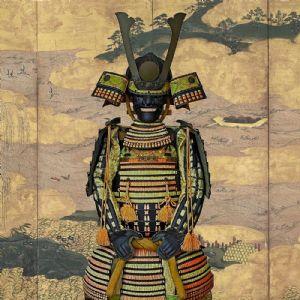 ORIGINAL SAMURAI ARMOR