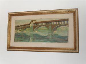"""""""Puente cubierto"""" Pavía"""