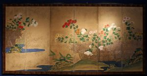 Paravento Giapponese -Japanese folding screen