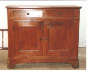 Credenza Con Alzata Dell 800 : Credenze antiche del mobili antichi