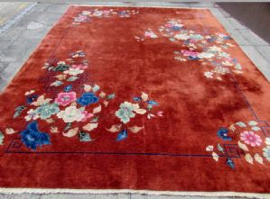 China rug, 1930, 385x295 cm