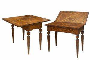 Tavolino Da Gioco Antico.Mobili Antichi Tavoli Da Gioco Antiquariato Su Anticoantico