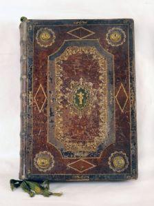 Missale Romanum  Sancti Pii V- Clemente XIII Pont .Max . Rome MDCCLXL