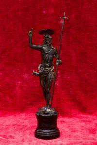 Christ in bronze Redeemer