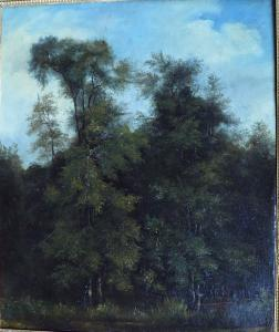 Fontainbleau森林