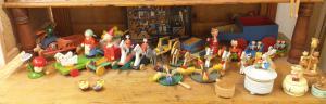 Деревянные игрушки из Валь-Гардены