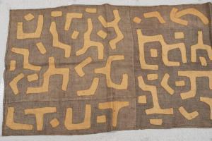 Panel KUBA africano antiguo