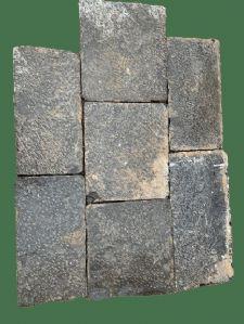 Lastricato in pietra forte