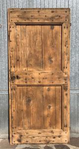 porta rústica