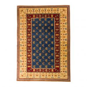 Old-made HASH-KAZAK Caucasian carpet