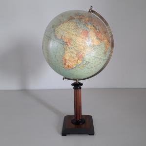 Globe Earth, Dietrich Reimer, 1927