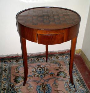 round Empire table