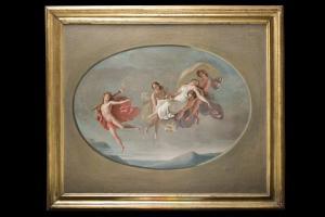 Alegoria para a Aurora attr. Federico Maldarelli