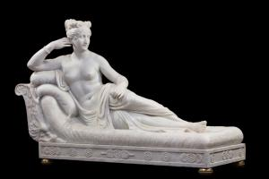 Paolina Borghese Sculpture