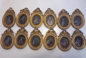 Twelve Apostles Miniatures