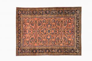 Ancient Persian rug LILIAN