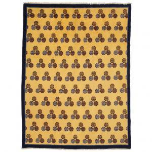 Raro tappeto cinese NING-XIA a motivo Cintamani