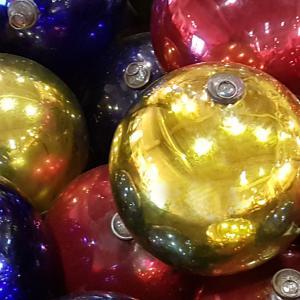 Palloni di vetro