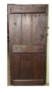 деревенская дверь