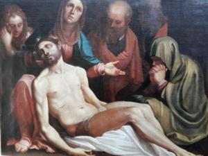 贝尔纳多·卡斯特洛(热那亚1557-1629)
