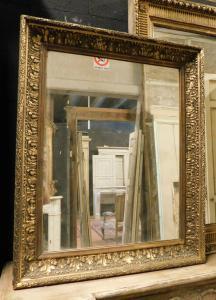 specc122 mirror '800, meas. h 93 x 77 cm