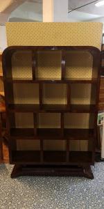 装饰艺术风格的书柜