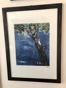 Litografia di Marc Chagall