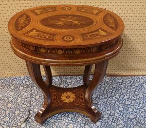 Lombard coffee table