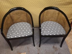 美式装饰艺术扶手椅