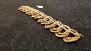 Tiffany金色手链