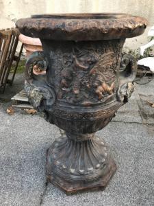 Vasi in bronzo 90x135h
