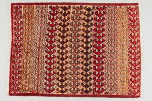 GABBEH carpet of the Persian nomads south-central Iran - n. 1275
