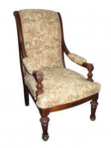 Poltrone antiche del 900 poltrone antiche mobili antichi for Poltrona liberty