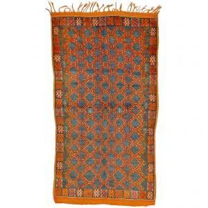 Vecchio tappeto Marocco AIT TOUAYA