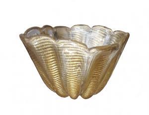 Barovier&Toso, Vaso in vetro di Murano