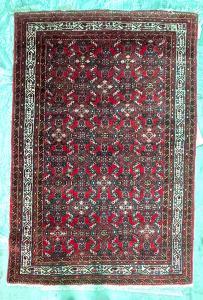 Persian carpet Hossein Abad.