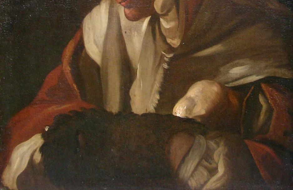 thumb4 Donna con scaldino, Antonio Cifrondi (1665 - 1730)