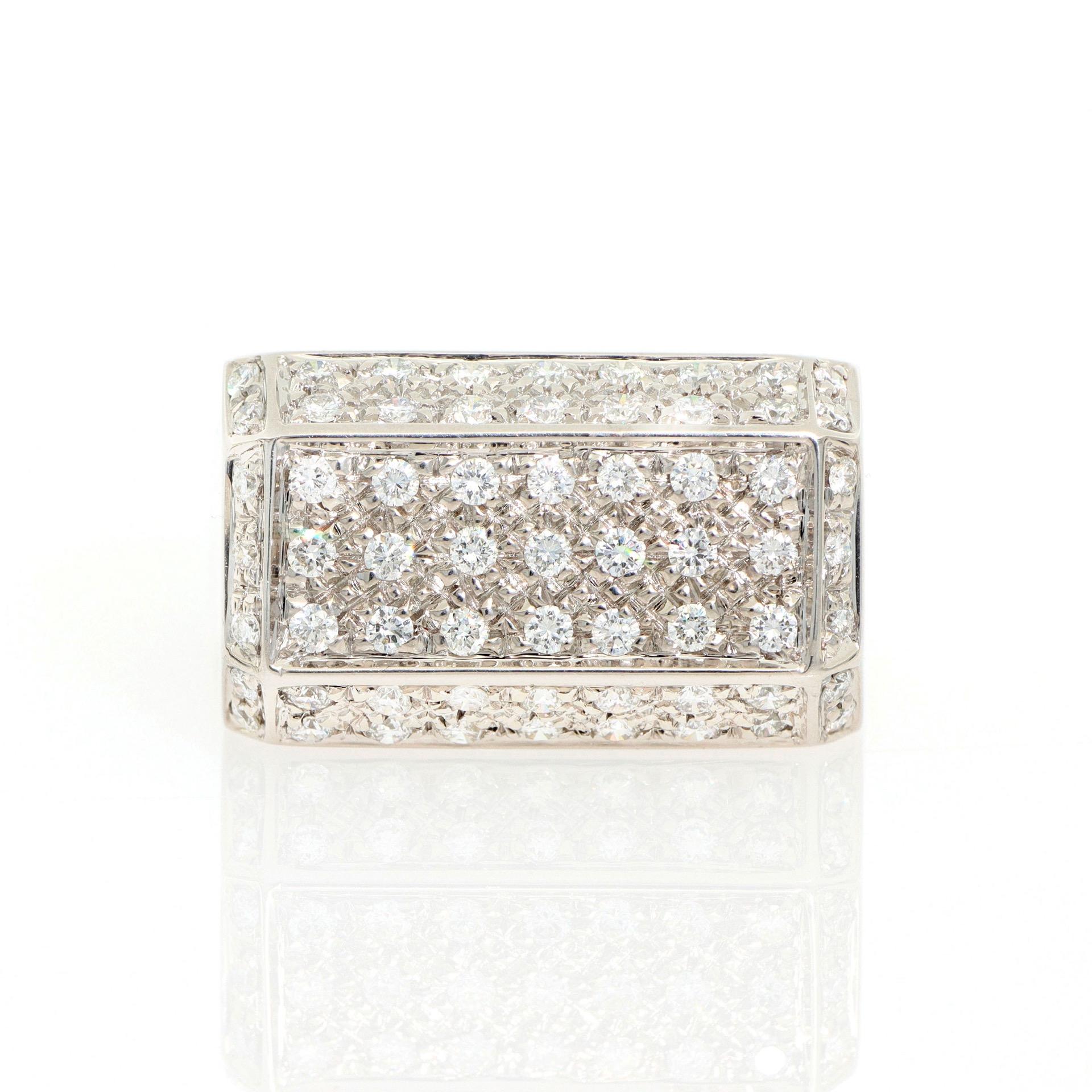 thumb2 Anello a ponte con diamanti