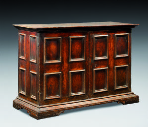 Important 17th century sideboard