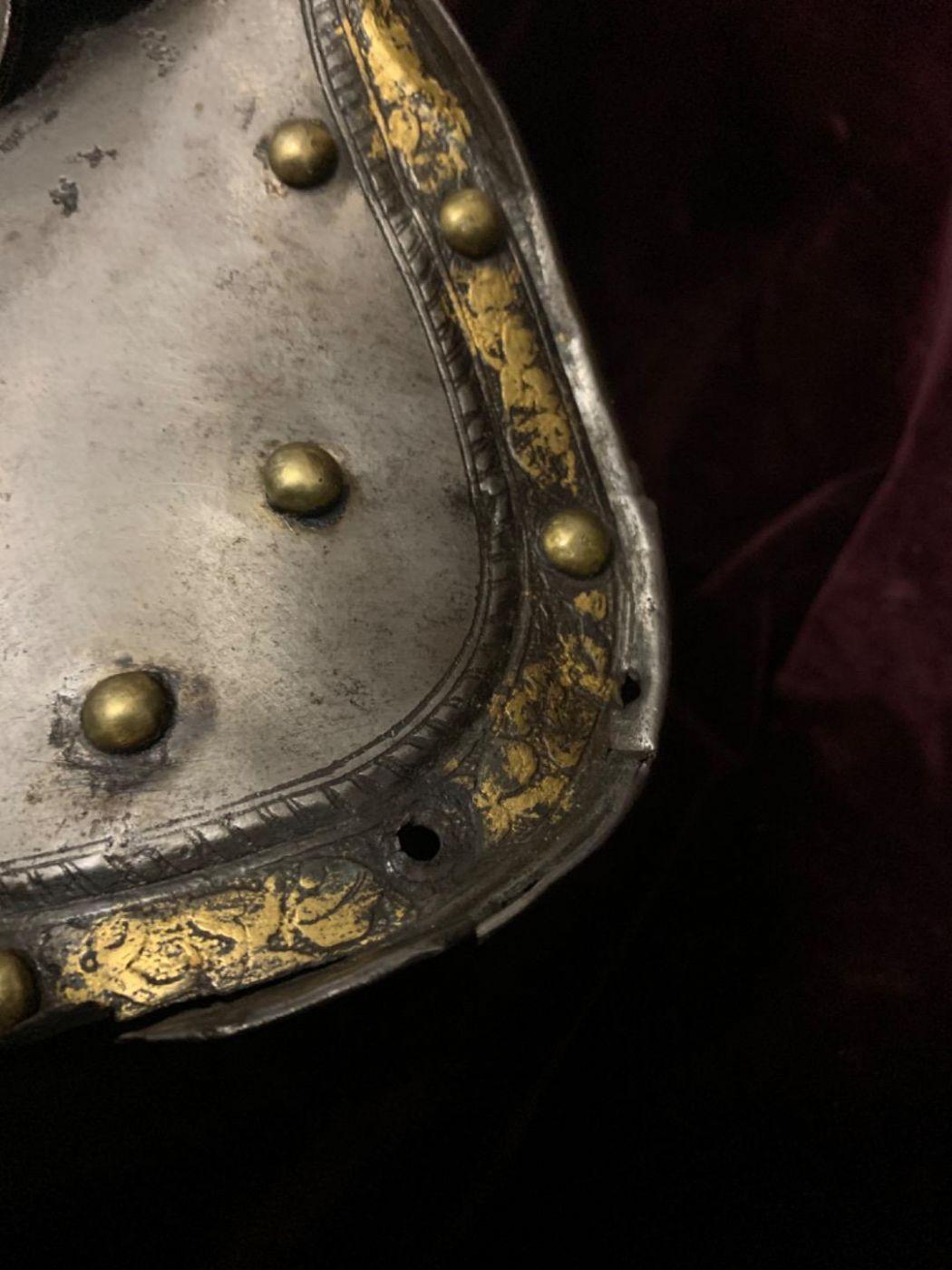 thumb8|Testiera da cavallo 1570-1580