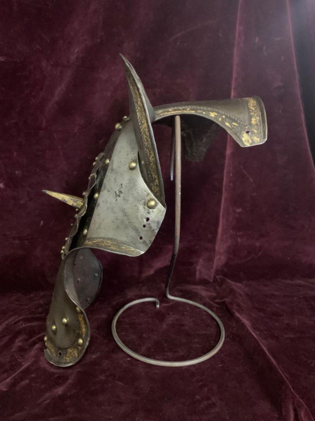 thumb4|Testiera da cavallo 1570-1580