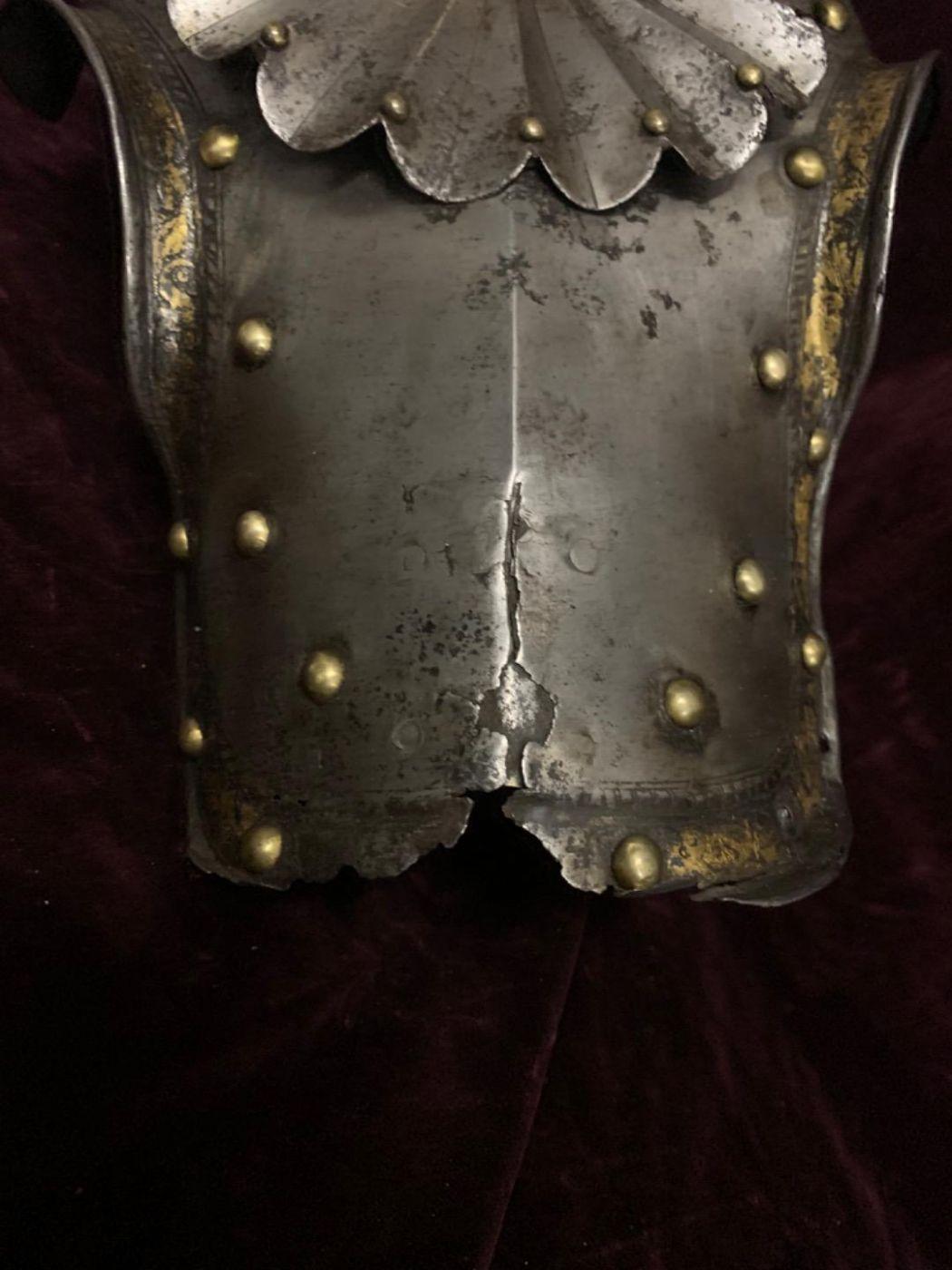 thumb7|Testiera da cavallo 1570-1580