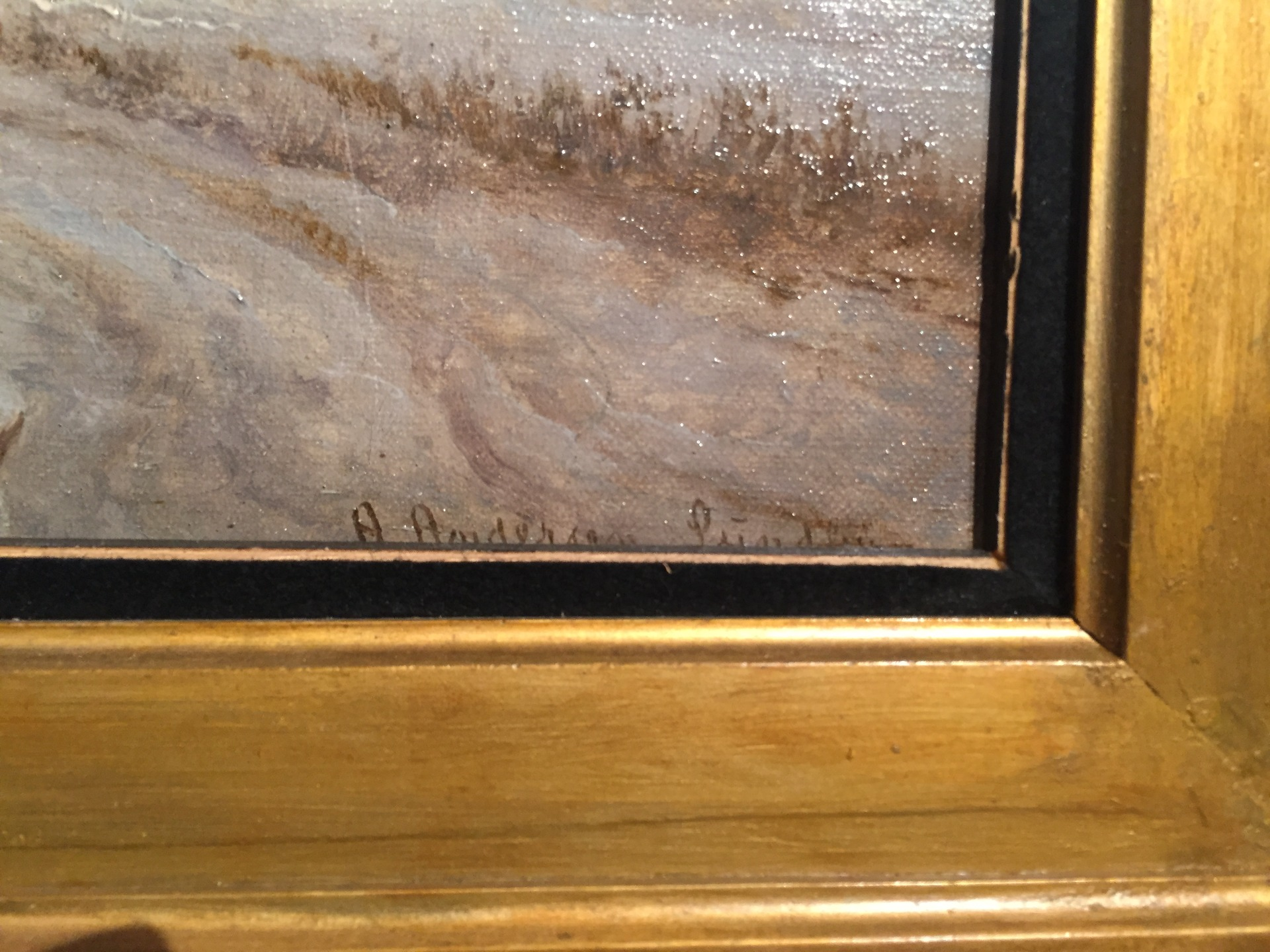 thumb2|dipinto olio su tela cm 39 x 53