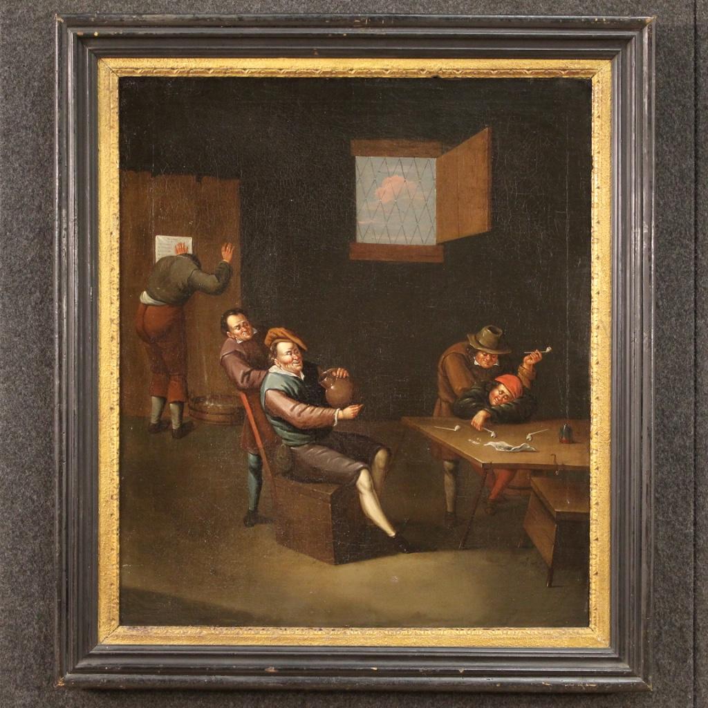 thumb2|Quadro fiammingo del XVII secolo