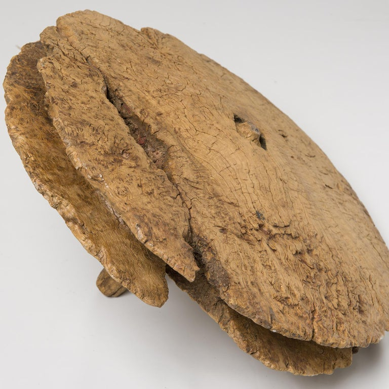 thumb2 Antica carrucola per pozzo dal deserto